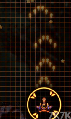 《銀河系大戰無敵版》游戲畫面1