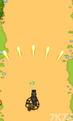 《狂暴的戰士無敵版》游戲畫面3