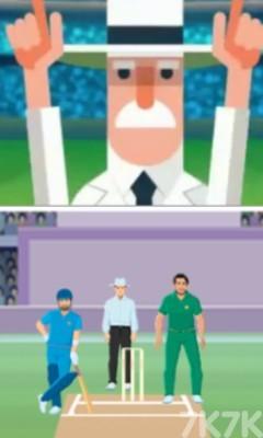 《板球之夜》游戲畫面1