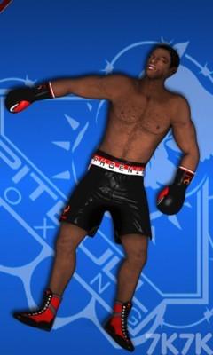 《拳王爭霸》游戲畫面3