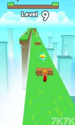 《拾木铺路》游戏画面3
