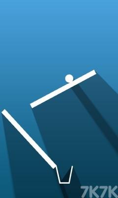 《划线引球》游戏画面1