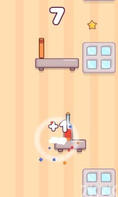 《翻转的瓶子》游戏画面2