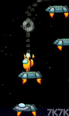 《太空人下一百层》游戏画面2