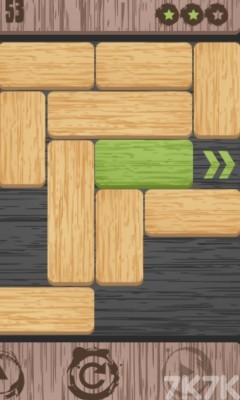 《方块华容道》游戏画面1