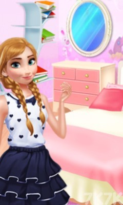 《我的梦幻卧室》游戏画面1