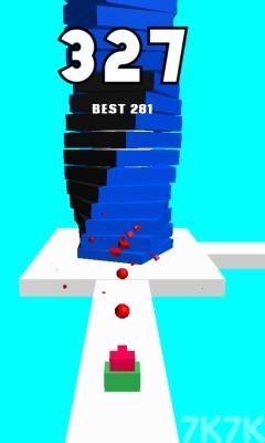 《滚球喷射》游戏画面2