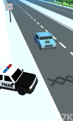 《交警查车》游戏画面4