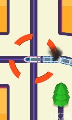 《我要上火车修改版》游戏画面4