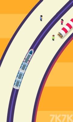 《我要上火车修改版》游戏画面2
