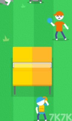 《乒乓球挑战赛》游戏画面4