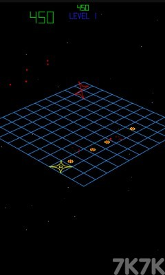 《击败网络病毒》游戏画面1