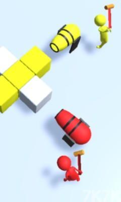 《锤击大炮》游戏画面2