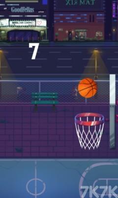 《节拍篮球》游戏画面3