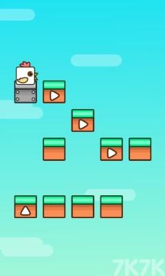 《跳跳鸡》游戏画面3
