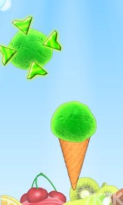 《快接冰激凌》游戏画面1