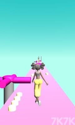 《跑酷我最强》游戏画面2