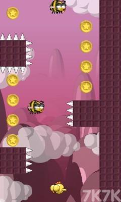 《小鳥回家選關版》游戲畫面1
