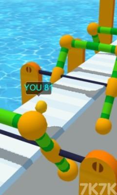 《趣味赛跑2修改版》游戏画面3