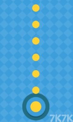 《黄球过线》游戏画面1