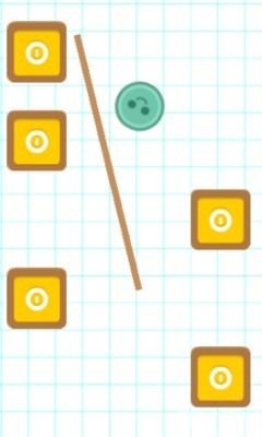 《圆球进洞选关版》游戏画面1
