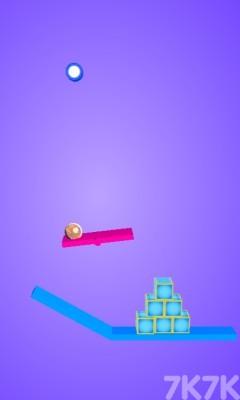 《切断绳索》游戏画面2