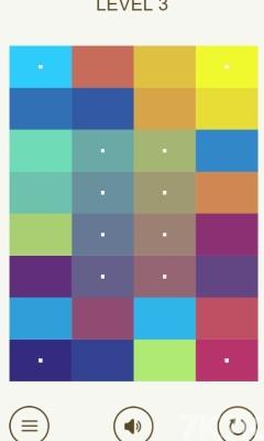 《色调拼接》游戏画面2