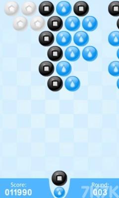 《发射泡泡球》游戏画面2