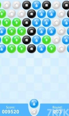 《发射泡泡球》游戏画面1