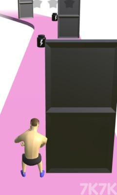 《肌肉冲击》游戏画面4