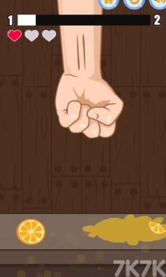 《拳碎水果》游戏画面3