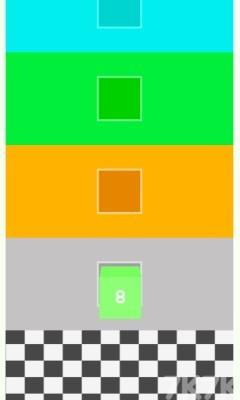 《2048方块合成》游戏画面4