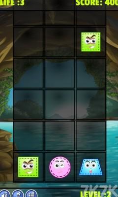 《落下的图形》游戏画面4