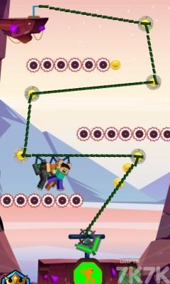 《高山救援队》游戏画面4