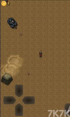 《小小枪手的冒险》游戏画面2