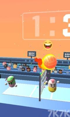 《疯狂排球》游戏画面4