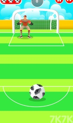 《点球运动》游戏画面3