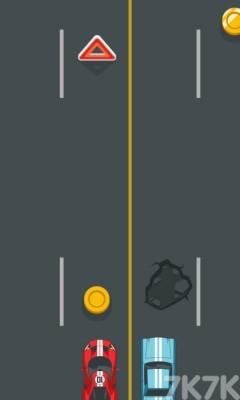 《双道赛车》游戏画面3