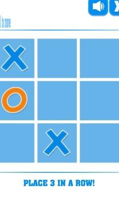 《OX棋》游戏画面1