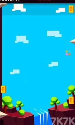 《不停跳跃》游戏画面3