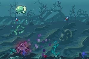 《青蛙快跑》游戏画面1