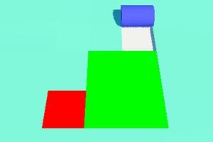 《彩色滚筒》游戏画面1