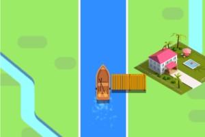 《快艇运输》游戏画面1