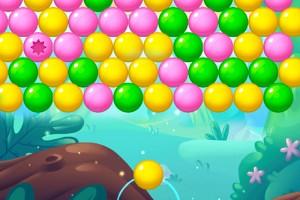 《欢乐消气泡》游戏画面1
