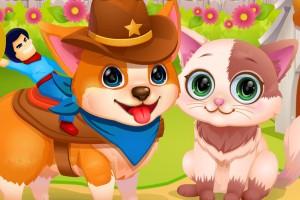 《救援小寵物》游戲畫面1