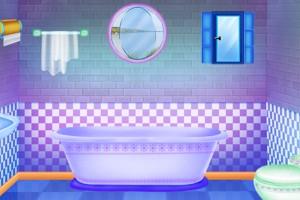《改造公主浴室》游戏画面1