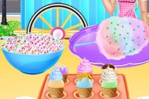 《姐妹的甜品站》游戏画面1