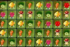 《蔬菜消消看》游戏画面1