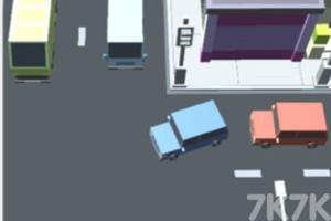 《见缝插车》游戏画面2