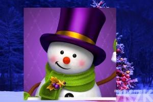 《圣誕拼圖挑戰》游戲畫面4
